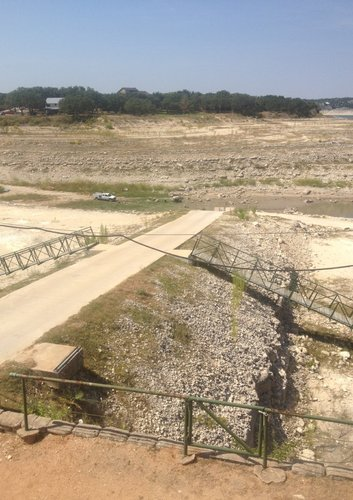 With Lakes Drying Up, Businesses Are Parched