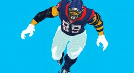 Science Turns the NFL's J. J. Watt Into a Tower of Power