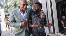 HBO's Ballers Is Just Entourage for Jocks